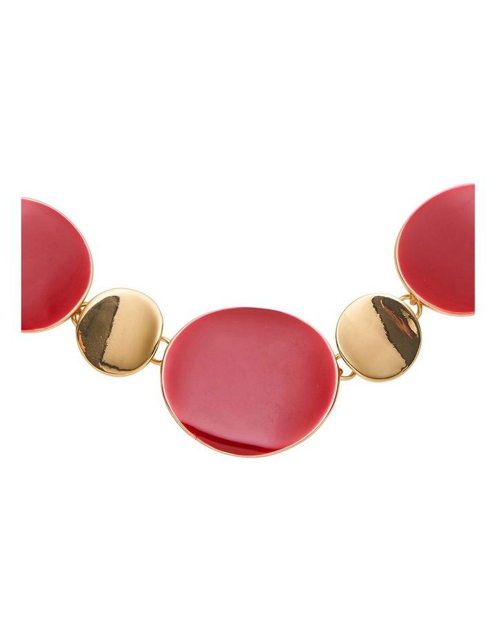 Enamel Collar Necklace image 2