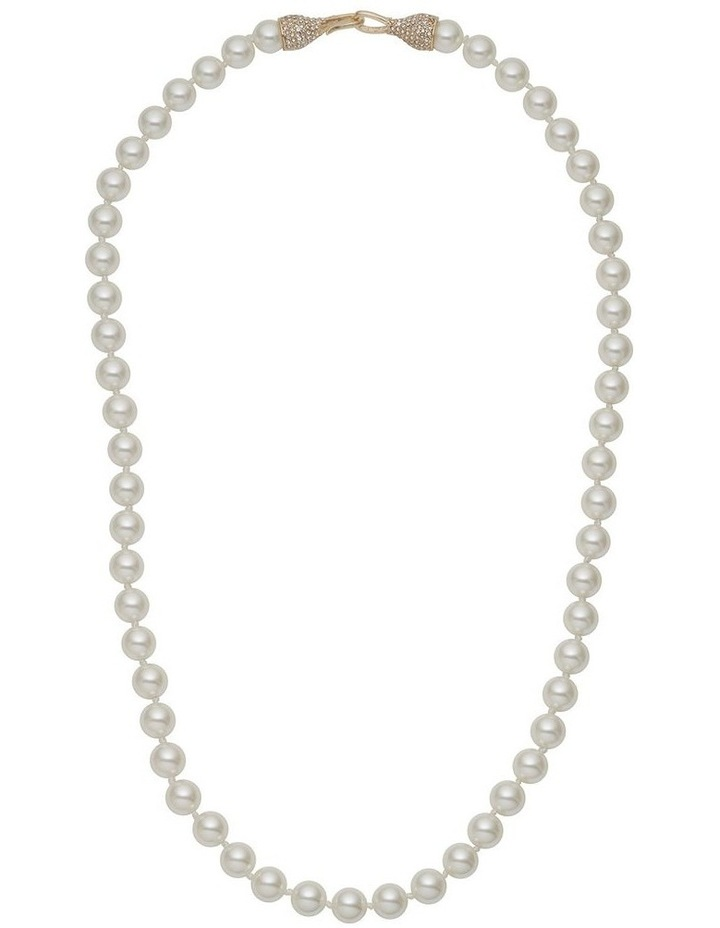 Feature Clasp Pearl Rope image 1
