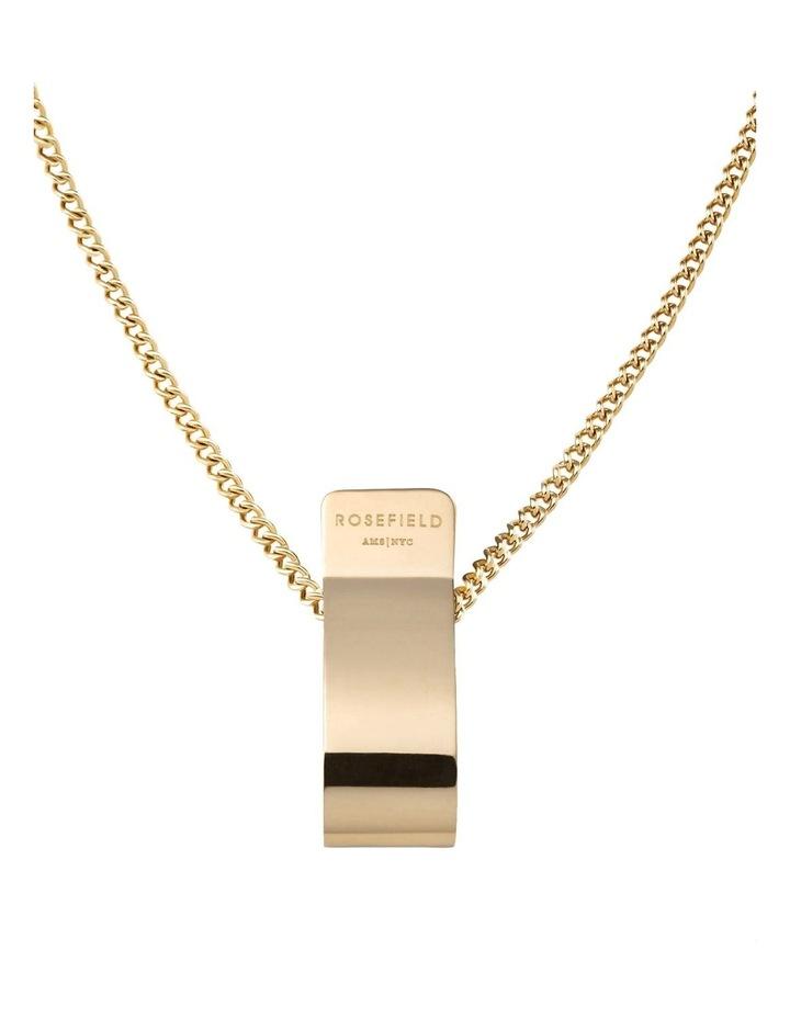 Lois Folded Charm Necklace image 3