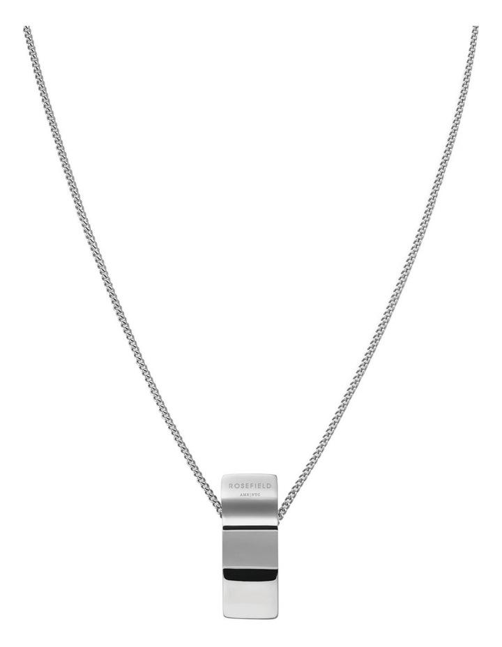 Lois Wave Charm Necklace image 1