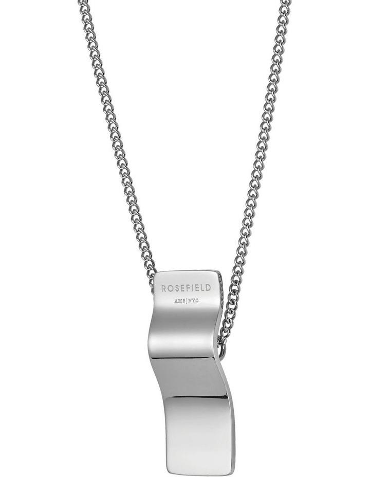 Lois Wave Charm Necklace image 2