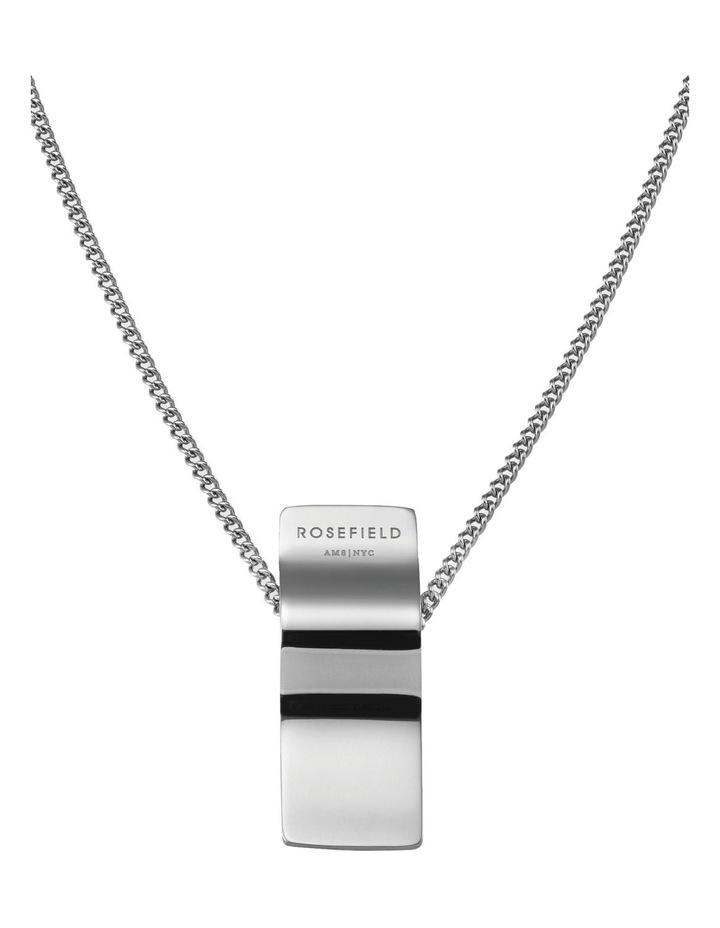 Lois Wave Charm Necklace image 3