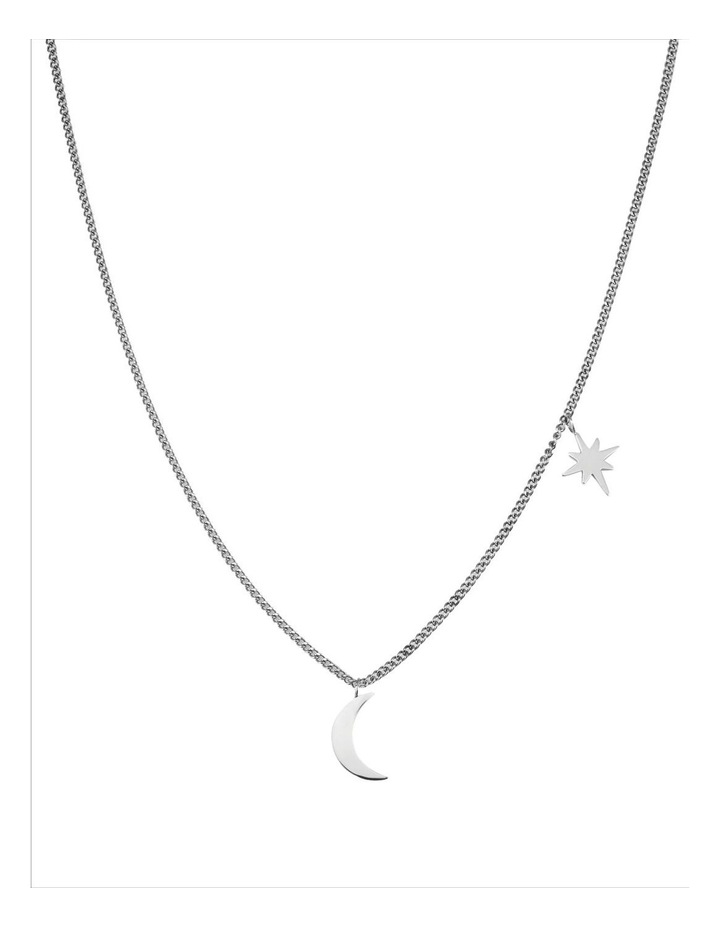 Lois Moon And Star Necklace image 1