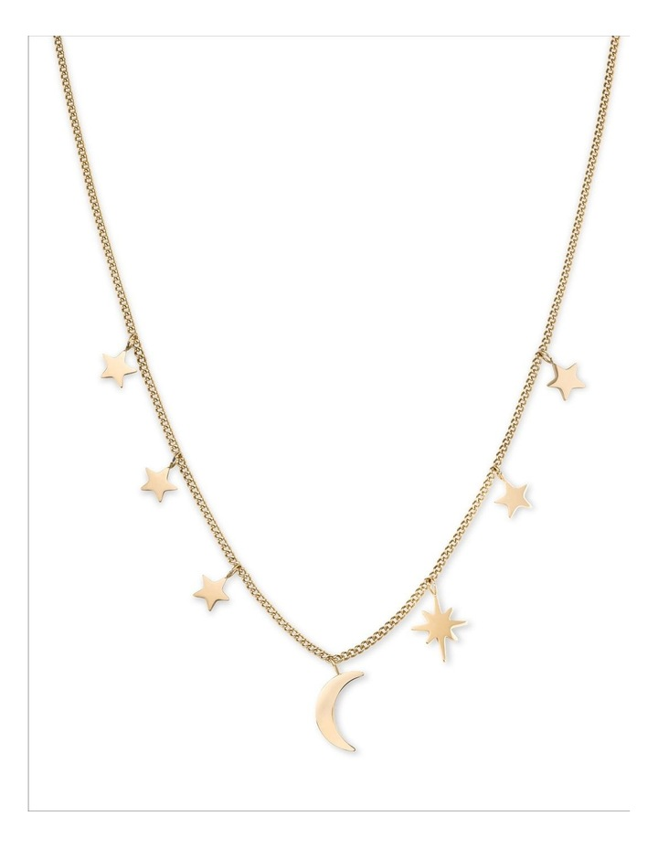 Lois Multi Stars And Moon Necklace image 1