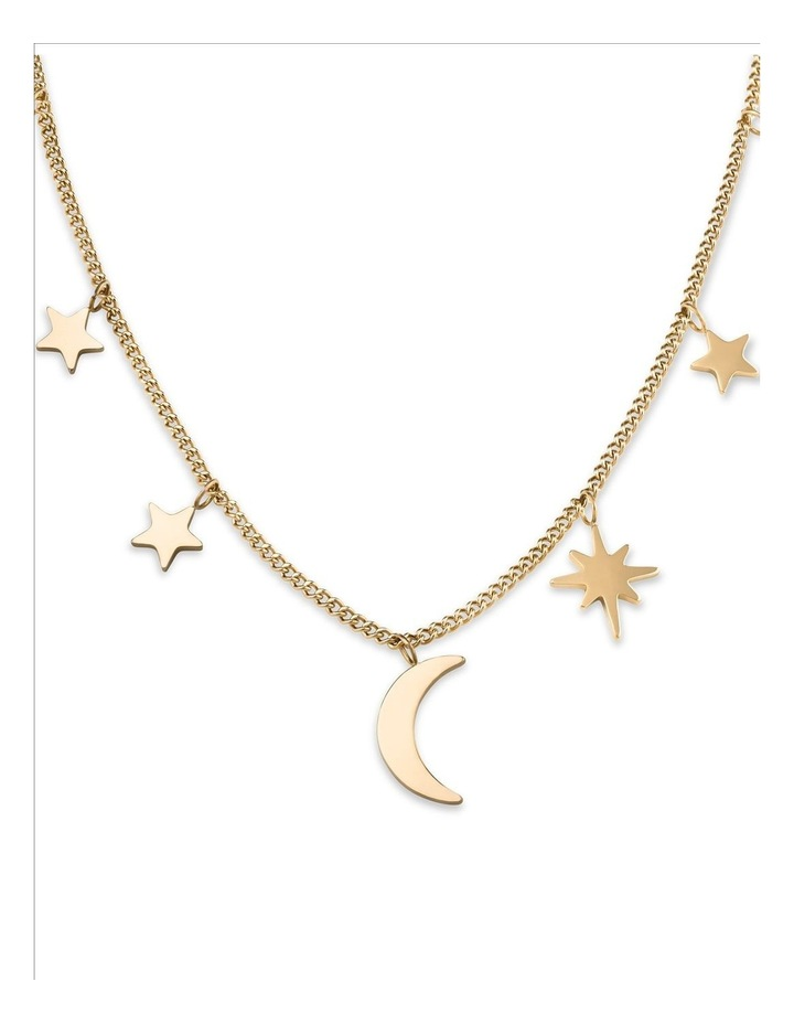 Lois Multi Stars And Moon Necklace image 2