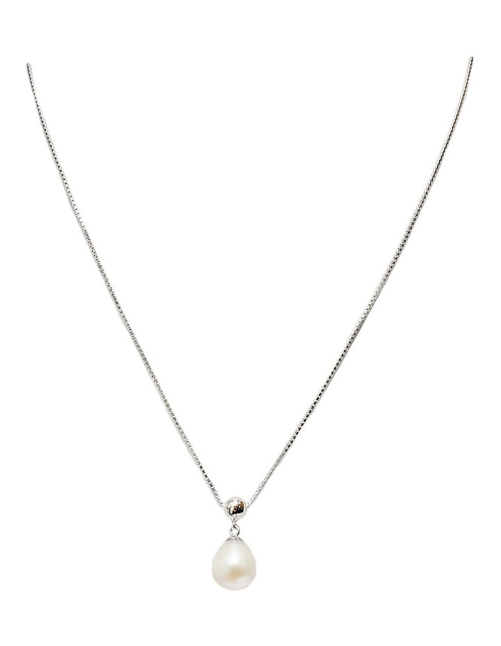 The Essential Pearl Pendant Necklace image 1