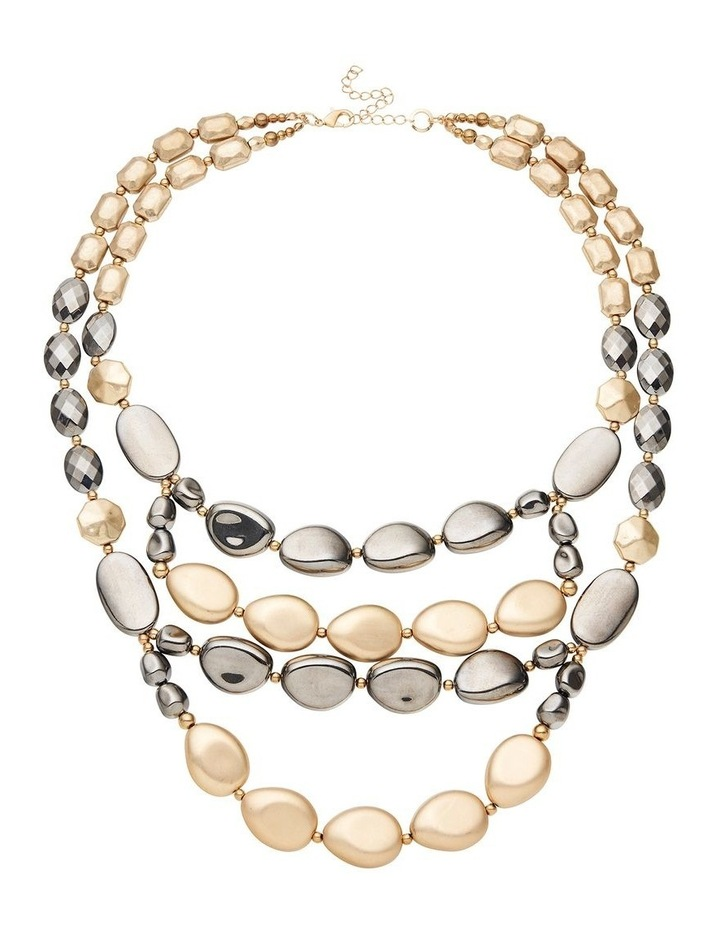 Monument Layer Necklace image 1