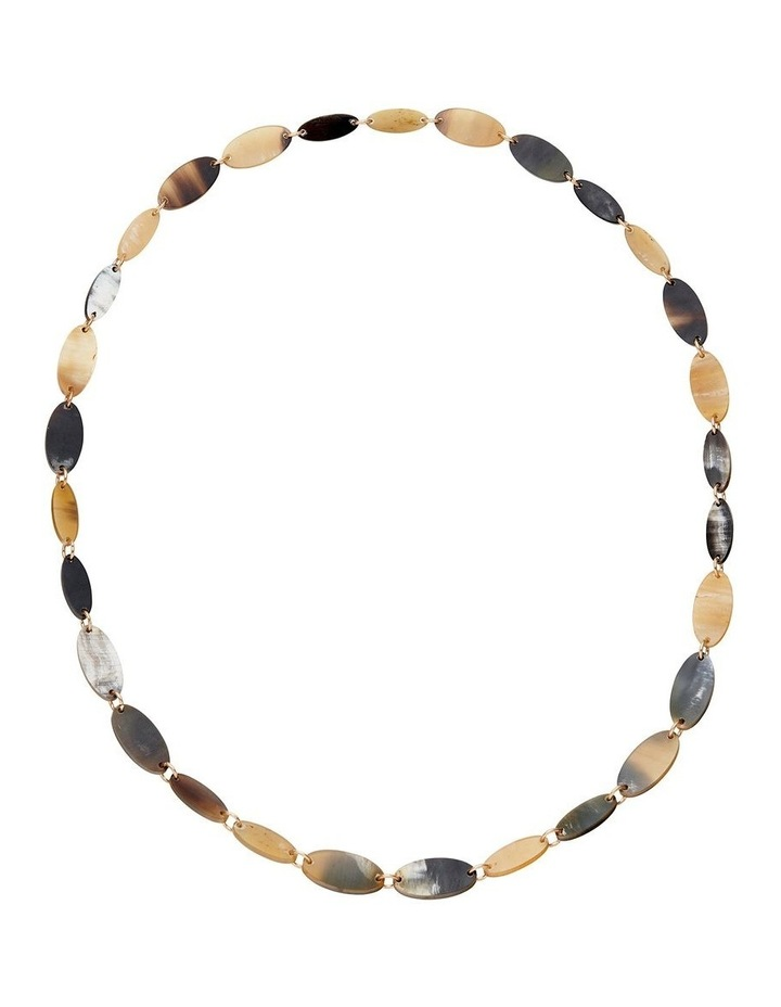 Resin Rope Necklace image 1