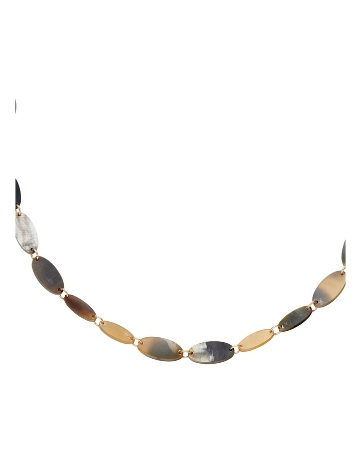 Resin Rope Necklace image 2