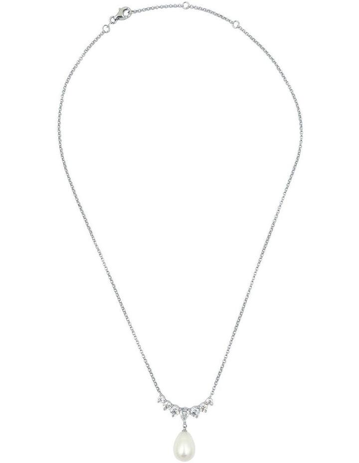 Bridal Pearl Pendant image 2