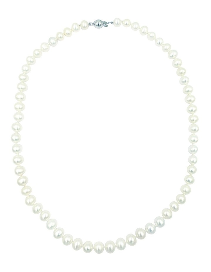 Essential Classic Pearl Strand Necklace image 2