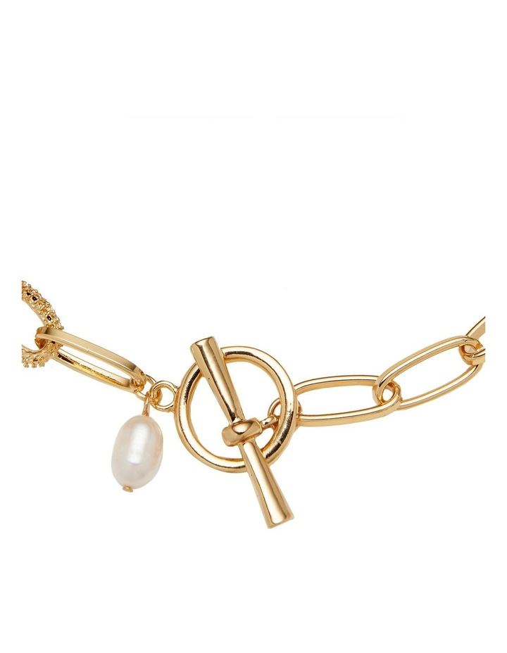Pearl Fob Necklace image 2