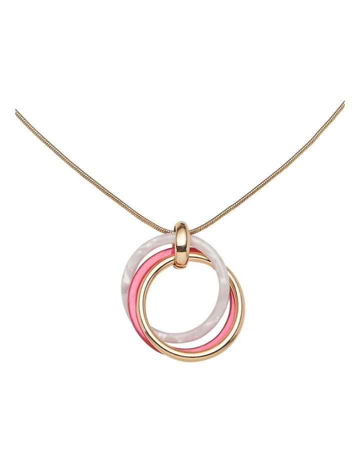 3 Ring Pendant image 2