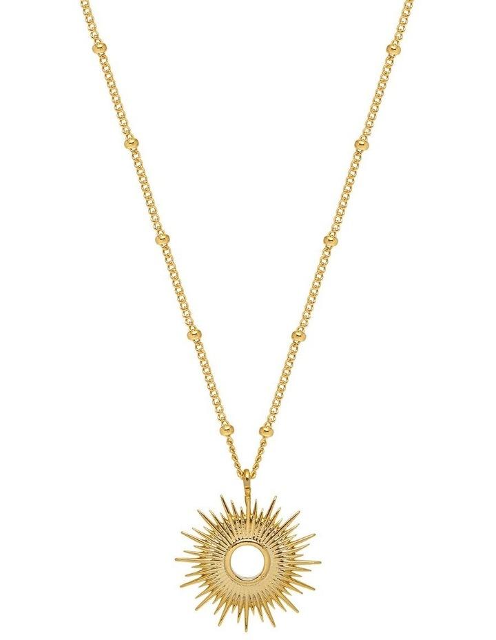 Full Sunburst Necklace image 1