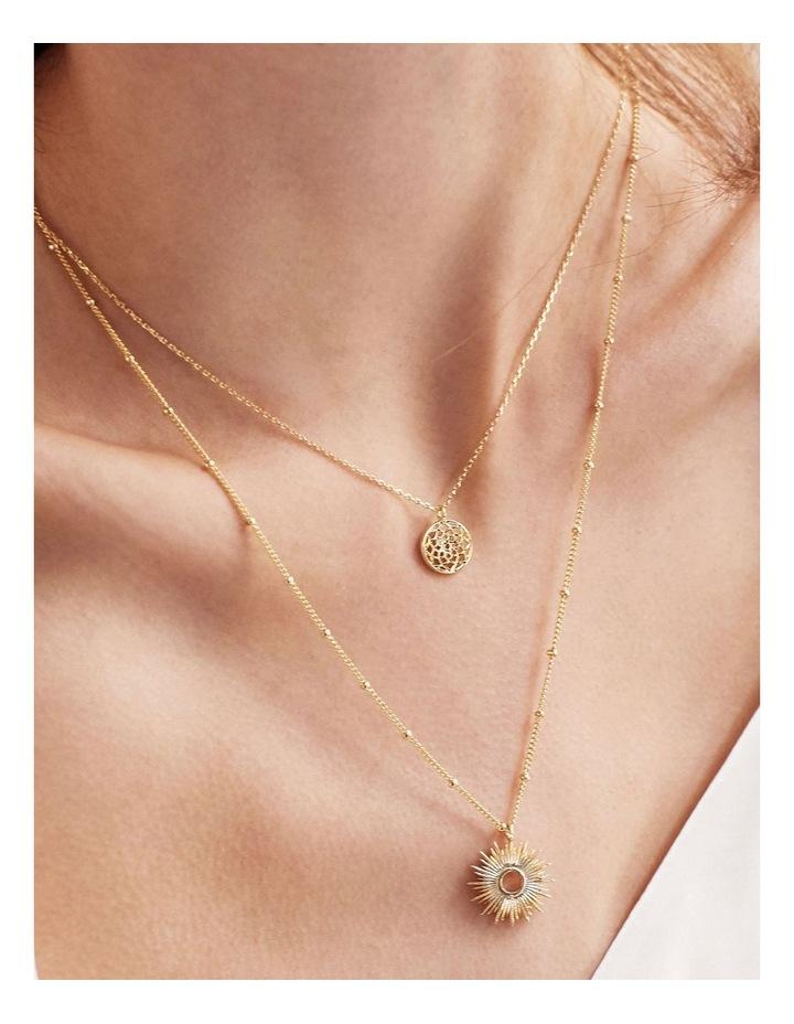 Full Sunburst Necklace image 2