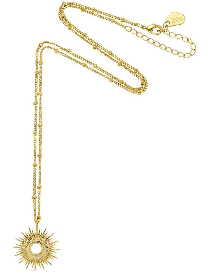 Full Sunburst Necklace image 3