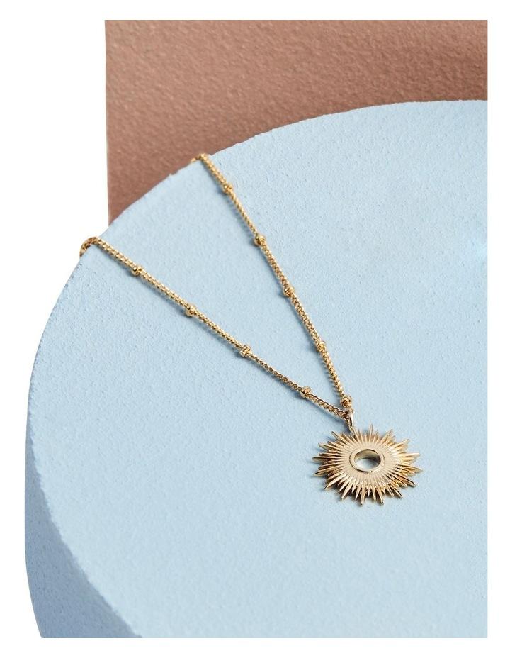 Full Sunburst Necklace image 4