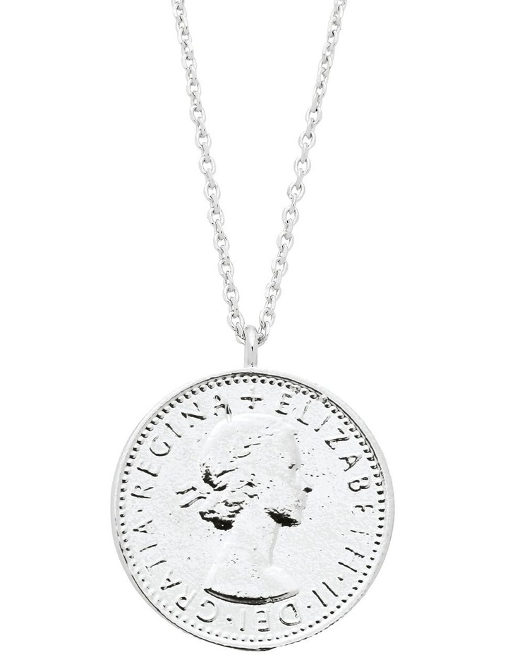 Lucky 6 Pence Necklace image 3