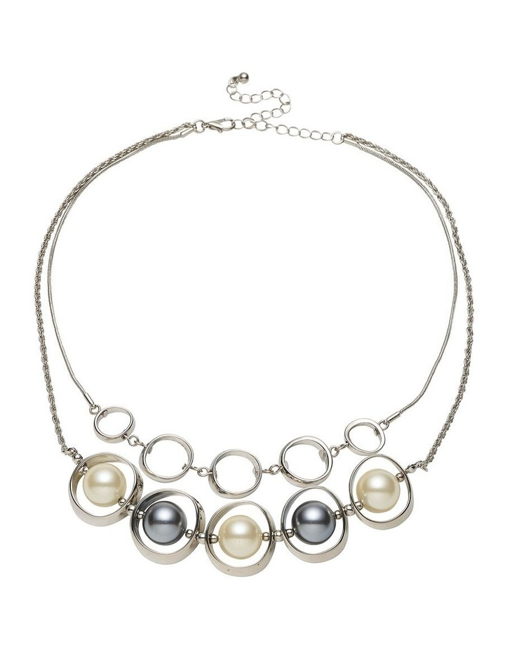 Mixed Pearl Necklace image 1