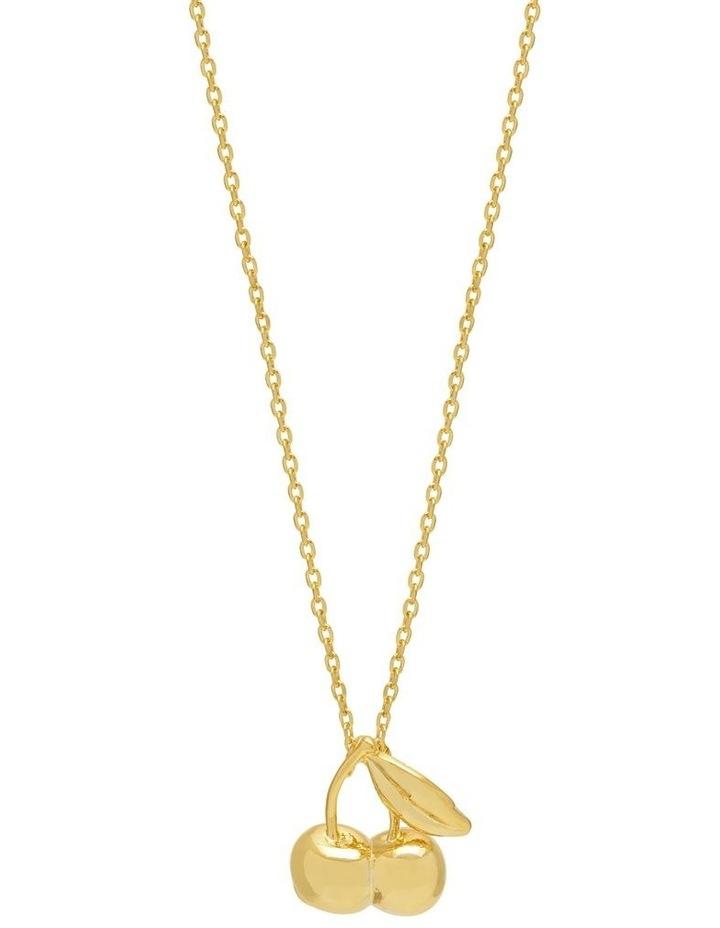Cherries Pendant Necklace image 1