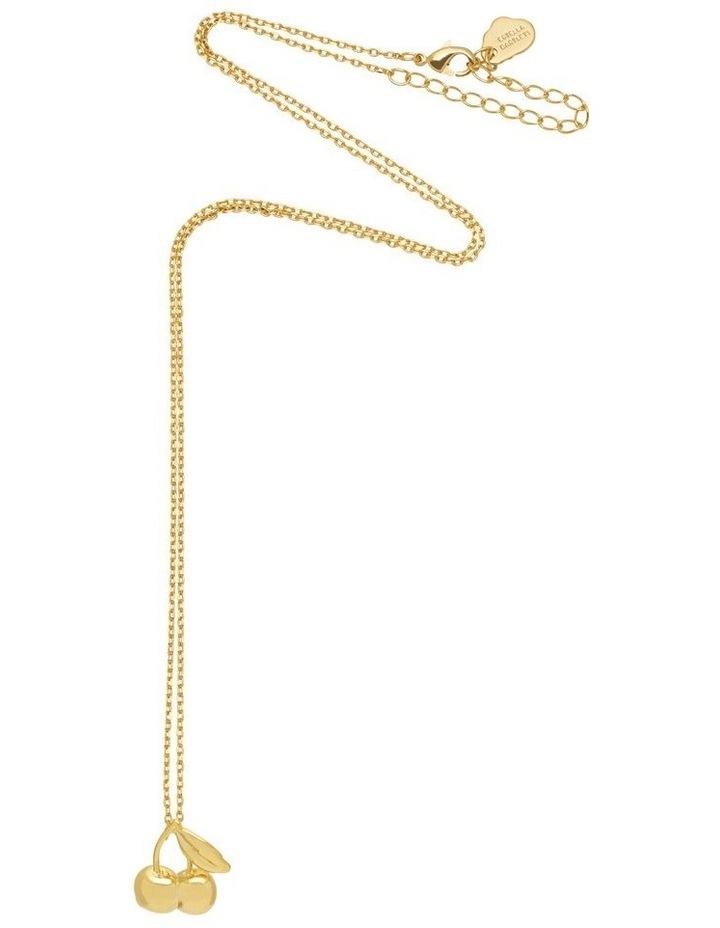 Cherries Pendant Necklace image 3