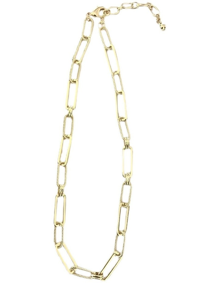 Long Link Necklace image 1