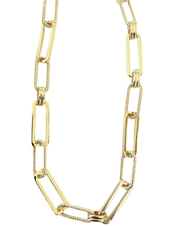Long Link Necklace image 2