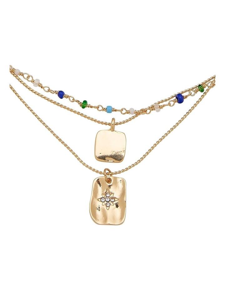 Bead & Charm Multi Necklace image 2