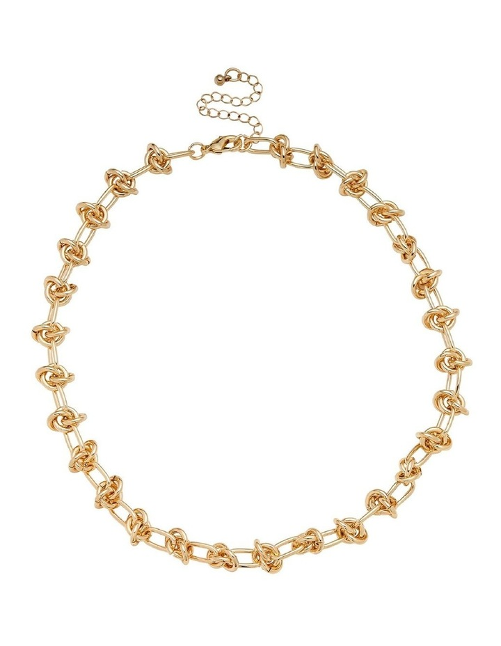 Chain Knot Necklace image 1