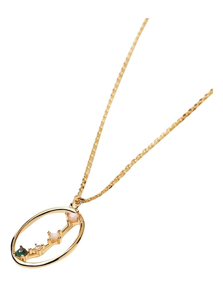 Zodiac 18ct Gold Plated Necklace image 4