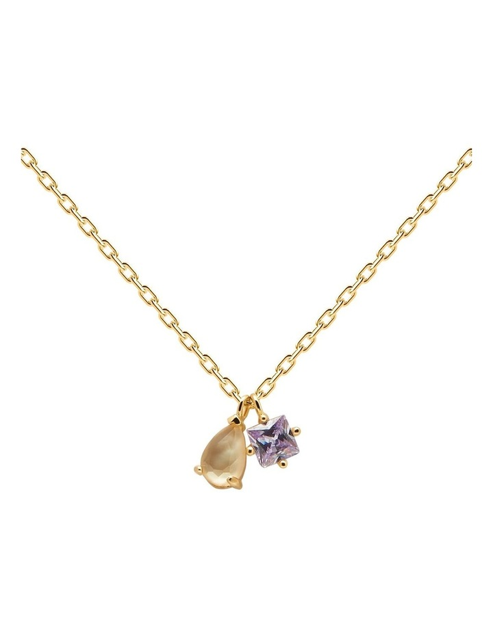 Velours Gold Necklace image 1