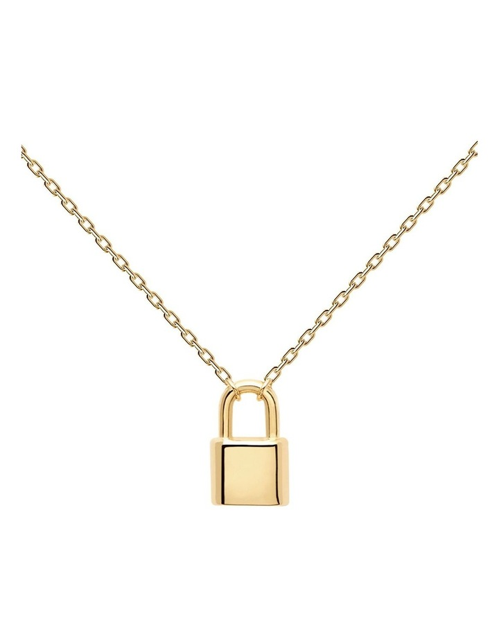 Bond 18ct Gold Plated Necklace image 1
