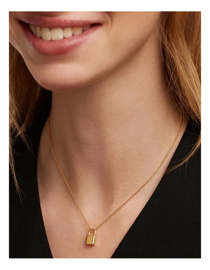Bond 18ct Gold Plated Necklace image 3