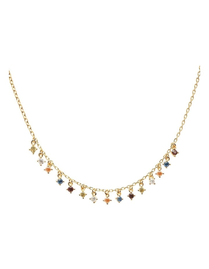 Willow 18ct Gold Plated Necklace image 1