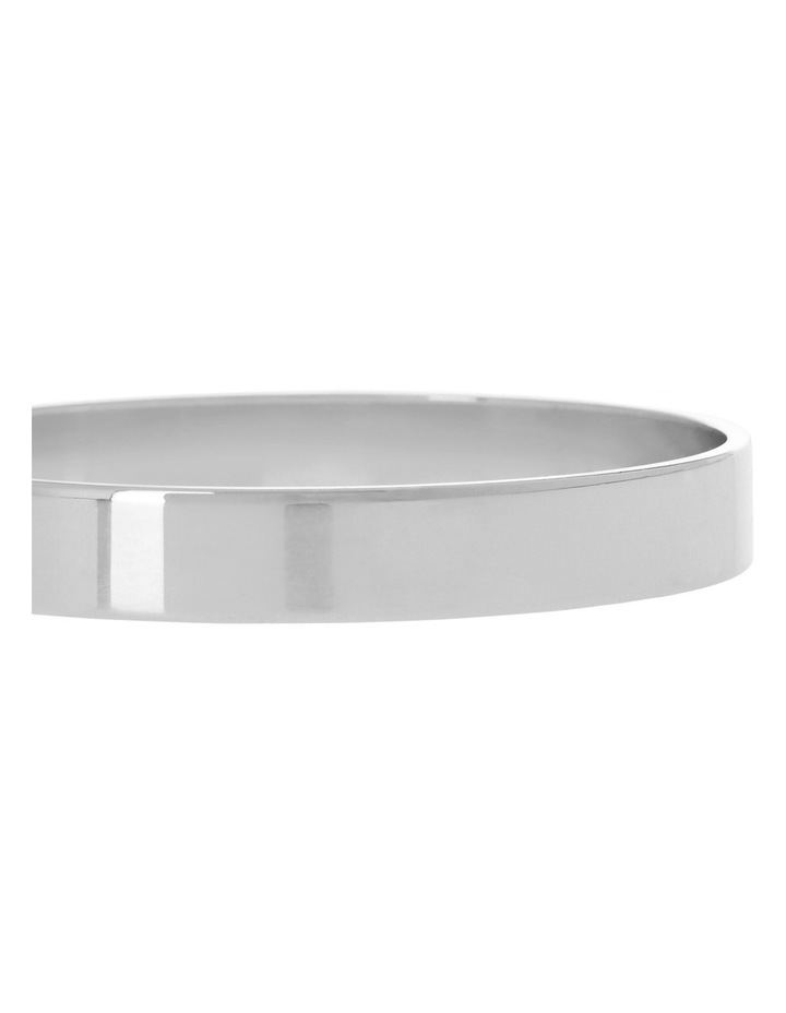 AMBC019 Clean Metal Bangle image 2