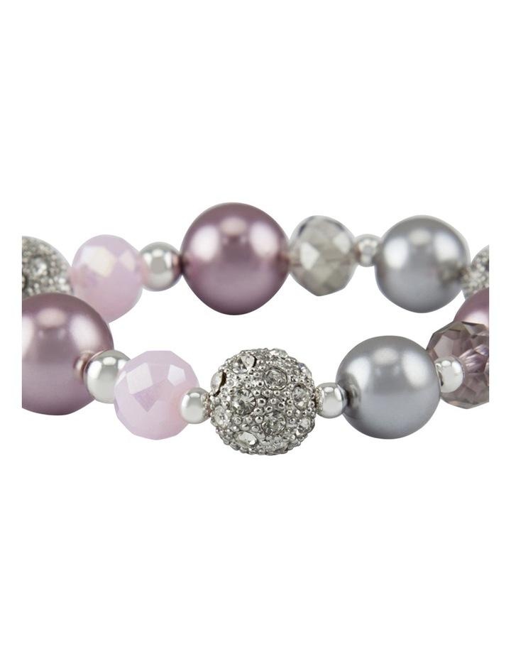Pearl Opulence Stretch Bracelet image 2