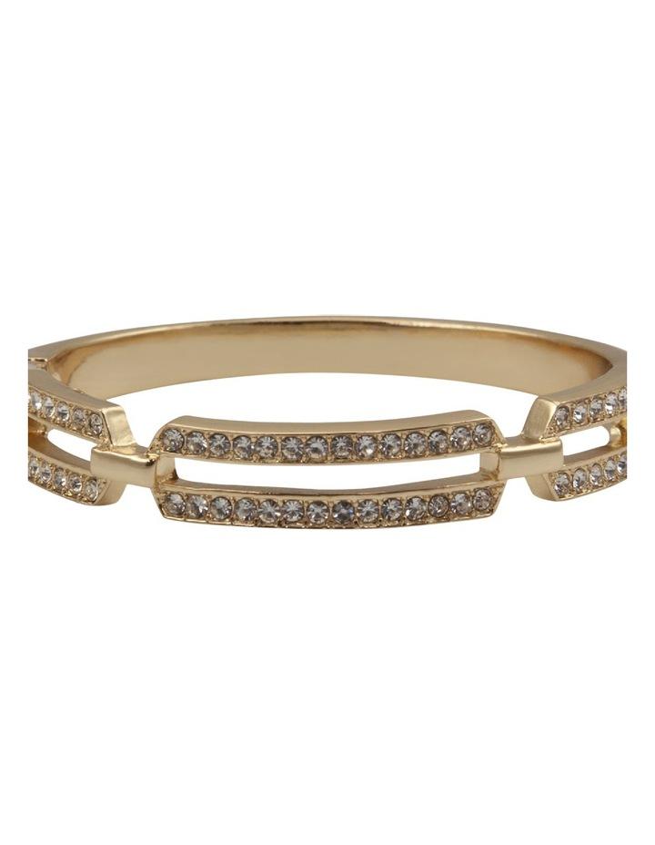Stone Set Hinge Bracelet image 2