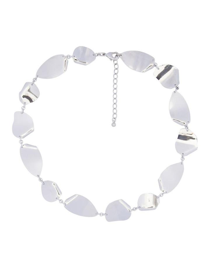 Lapel Short Necklace image 1