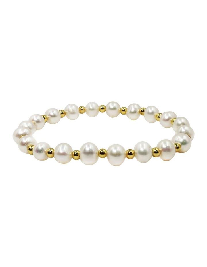 The Classic Pearl Bracelet Bracelet image 1