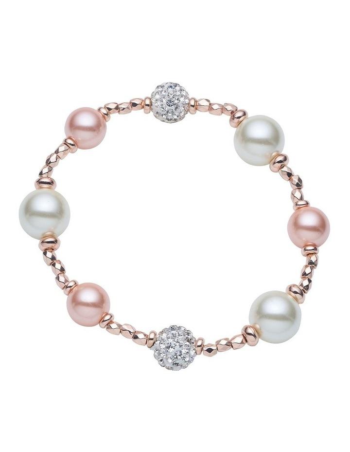 Devine Pearl Stretch Bracelet image 1