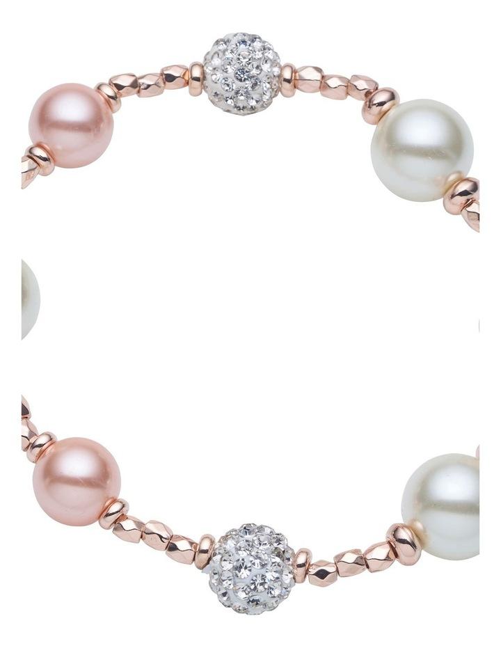 Devine Pearl Stretch Bracelet image 2