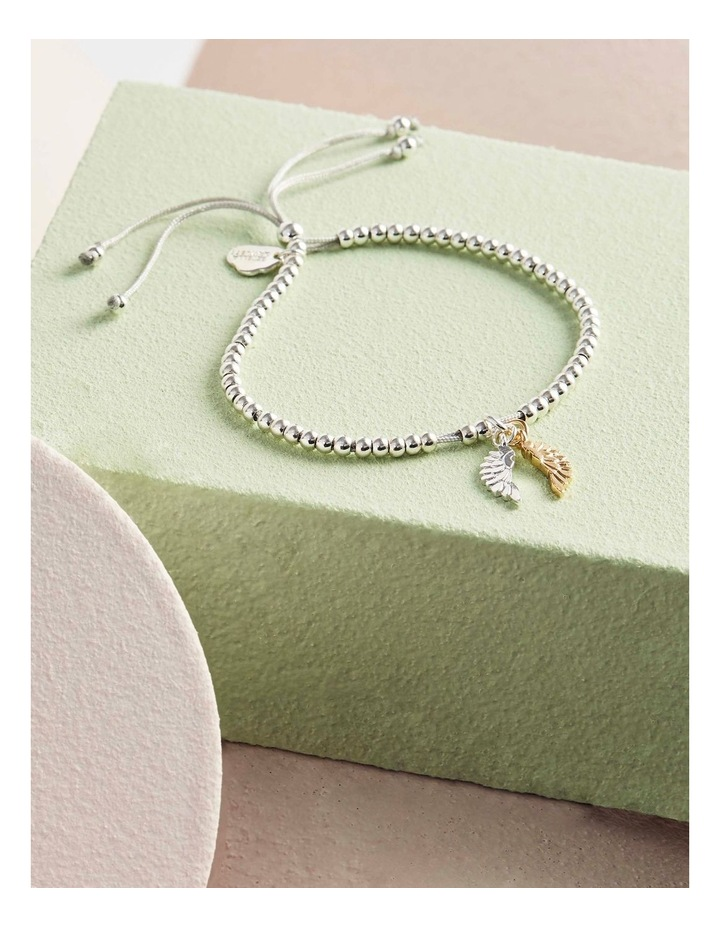 Liberty Bracelet with Wings Charm image 2