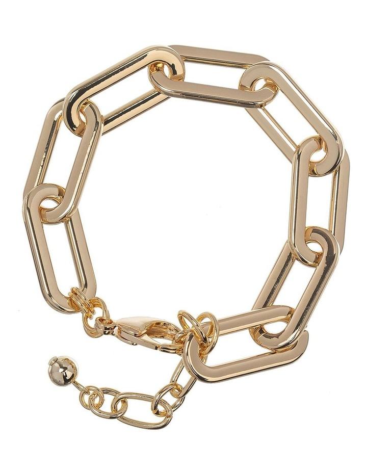 Long Link Bracelet image 1
