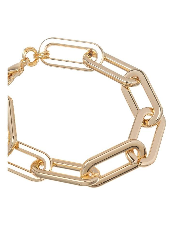 Long Link Bracelet image 2