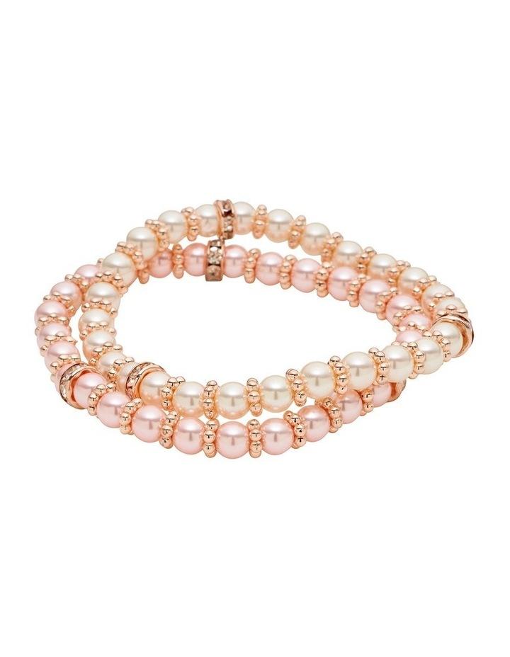 Duo Mix Pearl Bracelet image 1