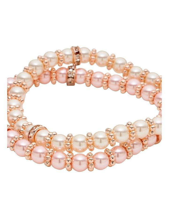 Duo Mix Pearl Bracelet image 2