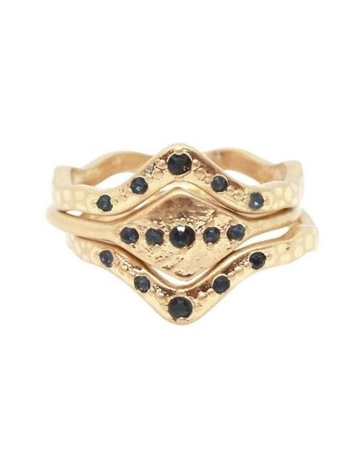 Ana Crystal Ring Set image 1