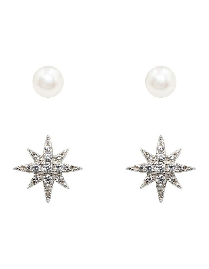 Christmas Star & Pearl Duo image 1