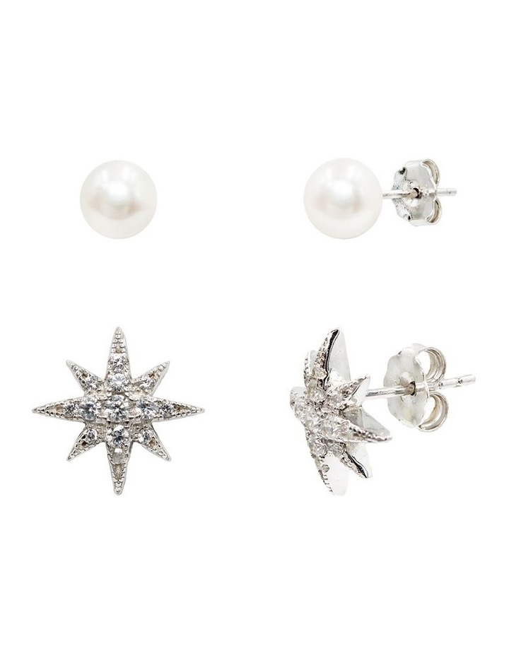 Christmas Star & Pearl Duo image 2
