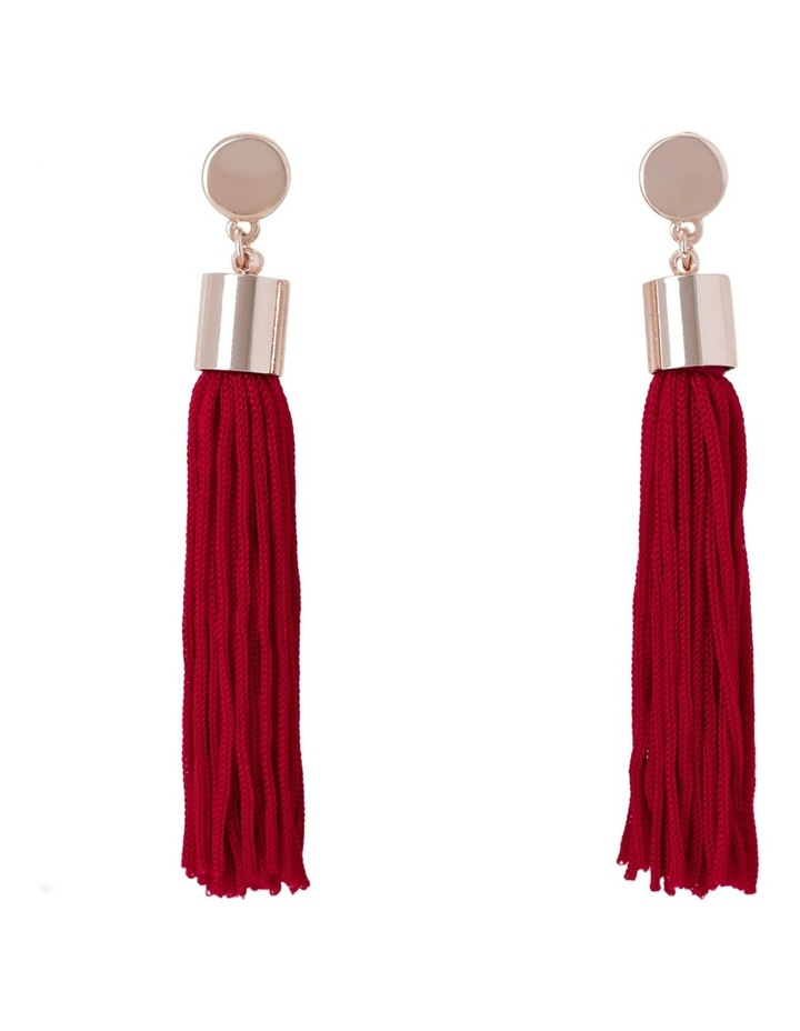 Tassel Earrings image 1